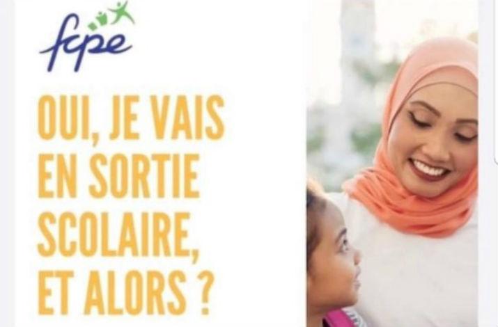 Deux Français sur trois favorables à l'interdiction du voile lors des sorties scolaires