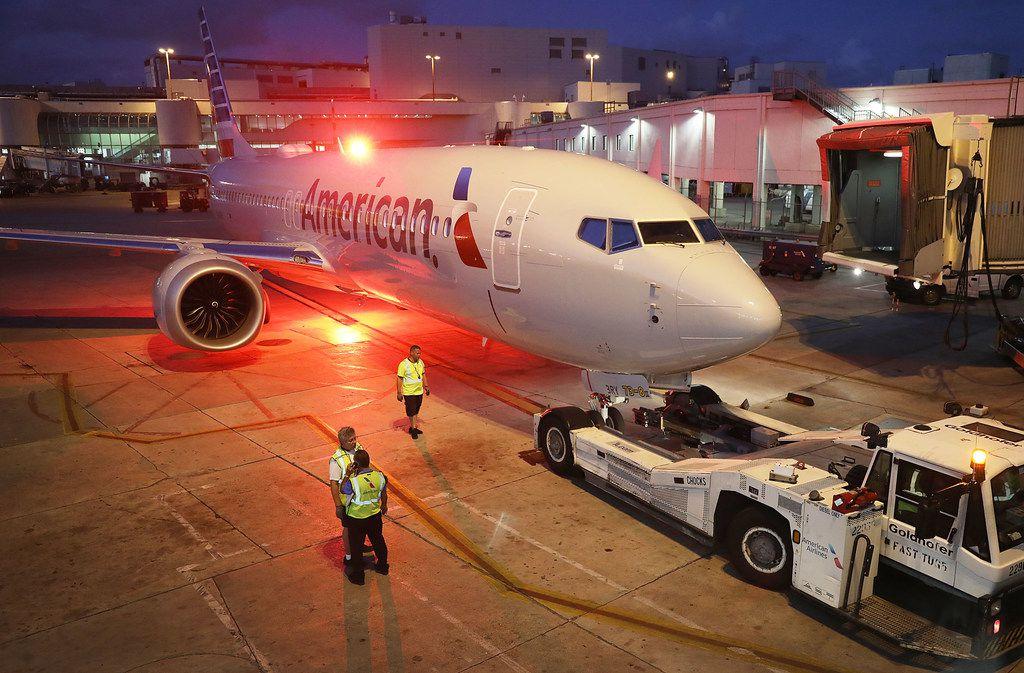 Abdoul-Majeed Marouf Ahmed Alani,mécanicien chez American Airlines jugé pour avoir saboté un avion en partance parce qu'il était «contrarié»…