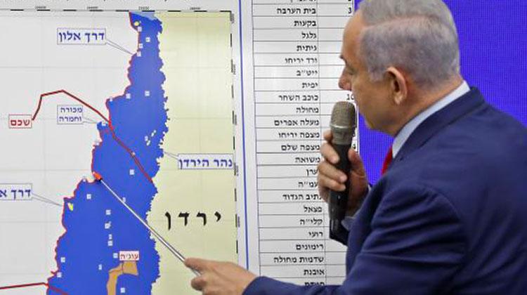Face au refus palestinien de tout dialogue depuis plus de 5 ans, Netanyahu souhaite récupérer la Cisjordanie (judée samarie)