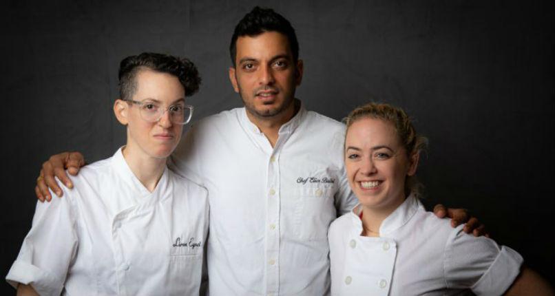 Une expérience Michelin: un trio de chefs israéliens élève l'art culinaire kasher