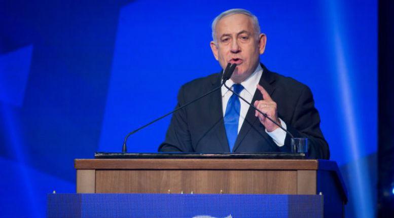 Elections, Netanyahu: «Nous ne permettrons jamais un gouvernement qui s'appuie sur des partis arabes antisionistes»