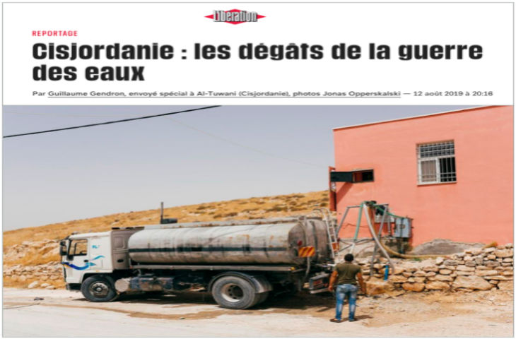 fake news Libération