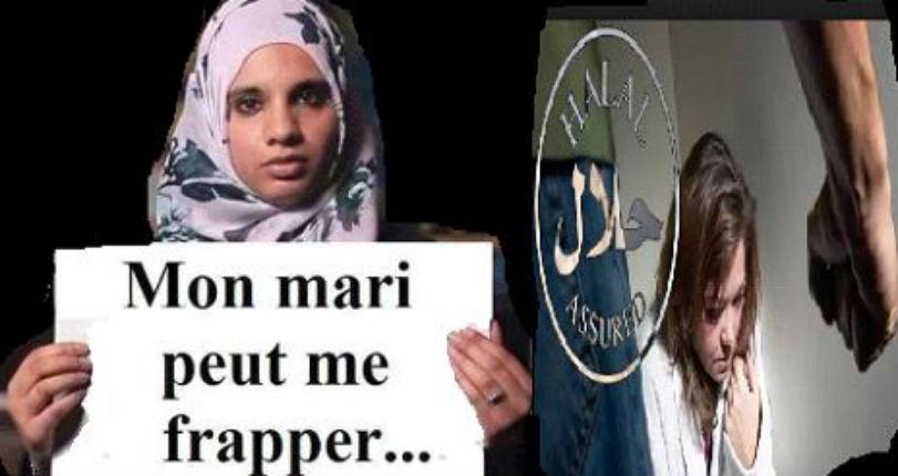 femmes battues islam
