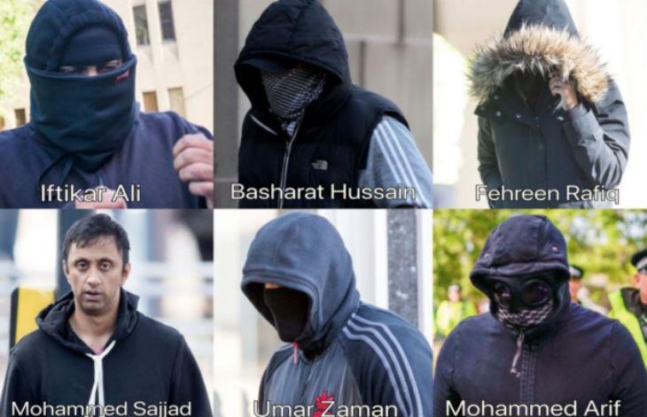 Royaume-Uni: un gang de 10 individus, d'origine pakistanaise, jugés pour viols et exploitation sexuelle de nombreux enfants