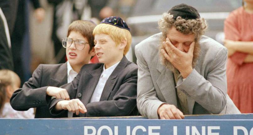 haine antisémite NYC