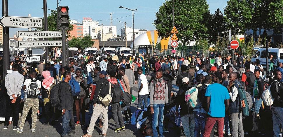 « L'immigration a déstabilisé les systèmes sociaux de nombreux pays européens »