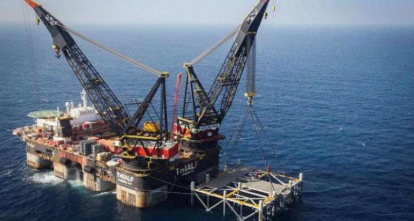 Israël est sur le point de devenir l'un des plus gros exportateurs de gaz naturel avant la fin de l'année