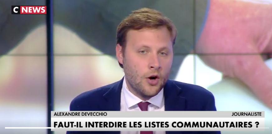 Alexandre Devecchio : « Des élus locaux de gauche et de droite ont gouverné avec les communautaristes et les islamistes » (Vidéo)