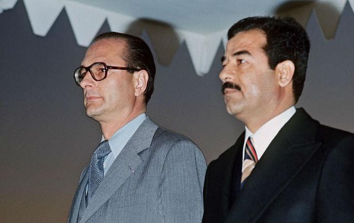 Révélations: Saddam aurait donné 5 millions de livres à Chirac pour qu'il dise «non» à la guerre d'Irak selon l'ancien chef du MI6 britannique