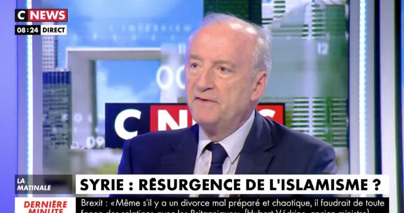Hubert Védrine : «Le pourcentage de musulmans en France qui considèrent que la charia passe avant la République n'a cessé de monter depuis 15 ans, notamment chez les jeunes» (Vidéo)