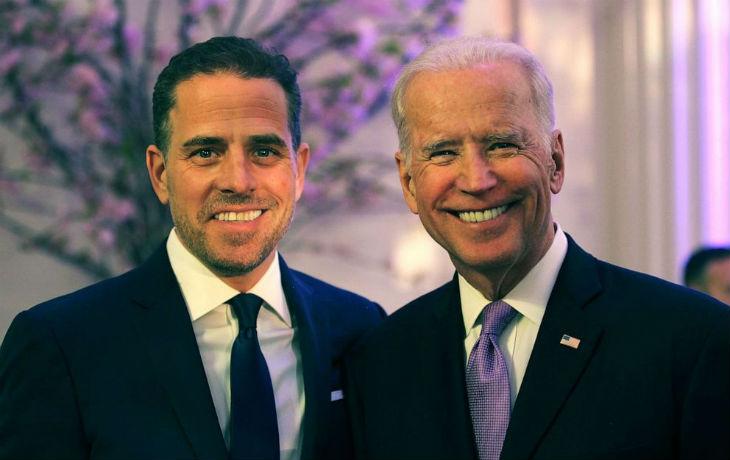 Révélations: Une écoute téléphonique prouve que le démocrate Joe Biden a exercé un chantage sur le président ukrainien pour qu'aucune poursuite judiciaire ne vise son fils en échange d'un milliard de dollars (Vidéo)