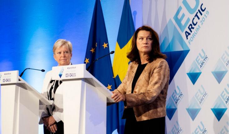 La nouvelle ministre suédoise des AE estime que le mouvement antisémite BDS est «un mouvement légitime»