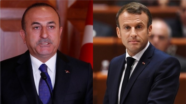 La Turquie s'indigne «l'attaque de Macron contre la Turquie dépasse les bornes»