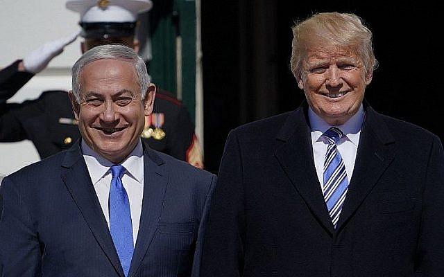 Trump à Netanyahou pour son 70e anniversaire «Vous êtes l'un de mes plus proches alliés. Vous êtes génial !»