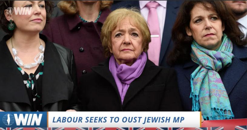 Le parti travailliste britannique veut virer une député juive de longue date qui s'oppose à l'antisémitisme au sein du parti (Vidéo)