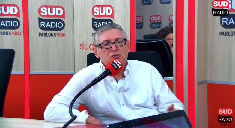 Onfray dénonce un nouveau pacte germano-soviétique entre la gauche, l'islam et des « petits barbares et sauvages de banlieue » (Vidéo)