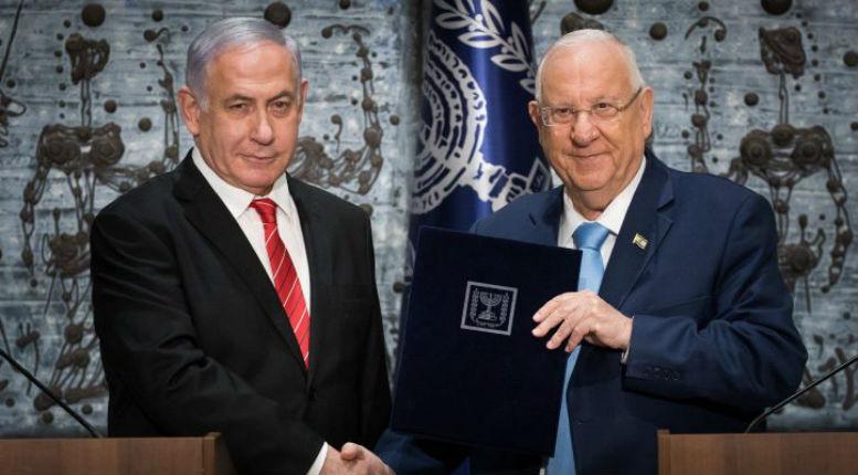 Si Netanyahu échoue, le président Rivlin devrait confier le mandat de former un gouvernement à Benny Gantz