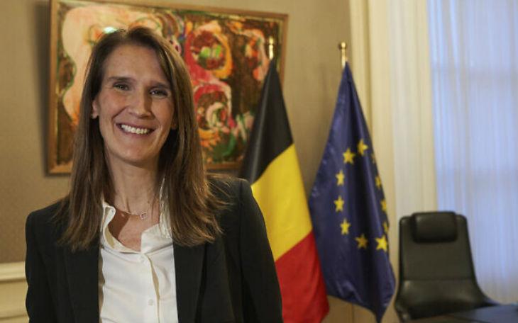 Belgique : une femme juive devient la première femme Première ministre