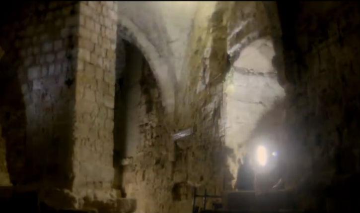 Israël: une équipe d'archéologues découvre unvéritable trésor construit par les Templiers