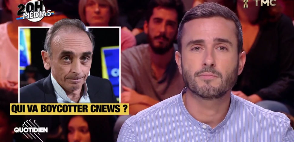 """Fake news: Pour le dénigrer, l'émission Quotidien qualifie le patron de CNews de """"catho tradi"""". Raté, il est juif"""