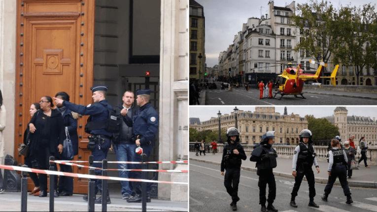 Attaque à la Préfecture de police : l'assaillant, converti à l'Islam, avait «entendu des voix» la nuit précédente. Il a prévu son attaque en s'armant d'un couteau en céramique indétectable