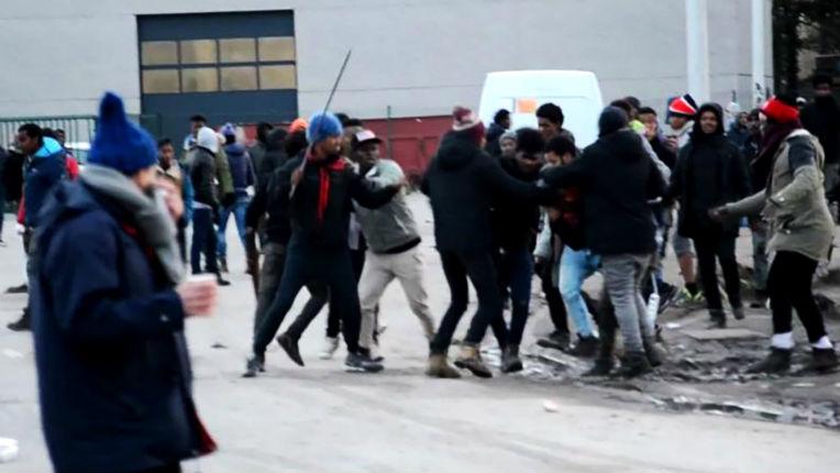 Montpellier : en plein confinement, bagarre de rue à coups de machette entre deux bandes rivales de racailles