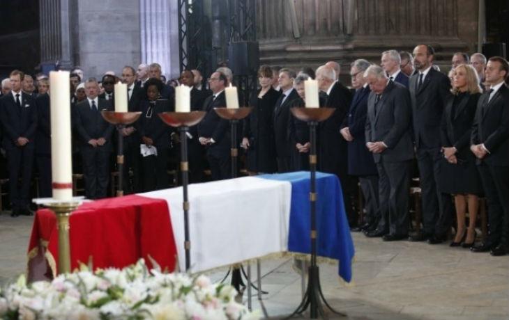 Hommage à Chirac : l'Élysée a fait pression pour empêcher la venue de Marine Le Pen