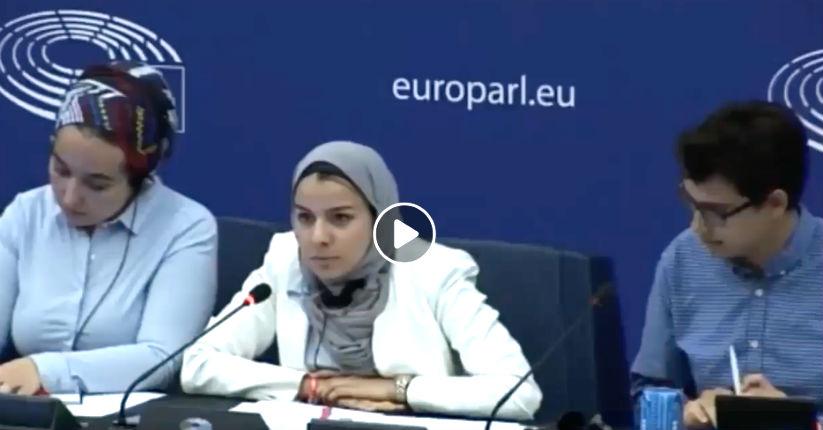 Tandis que la France tente de préserver la laïcité, les islamistes invités au Parlement Européen réclament la burqa et le burkini pour les femmes européennes (Vidéo)