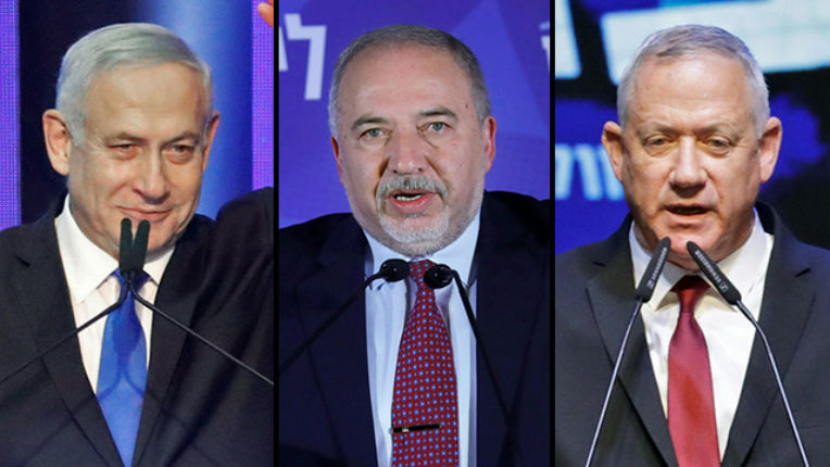 Lettre ouverte à Messieurs Netanyahou, Gantz et Liberman. Par Dora Marrache