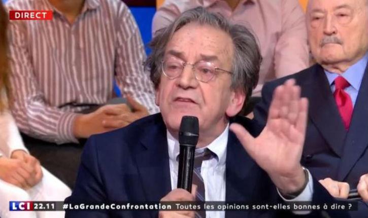 Finkielkraut sur LCI: retour sur une invraisemblable polémique