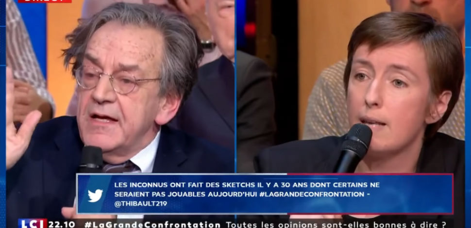 Gilles-William Goldnadel « Français, résistez ou le fascisme d'extrême gauche va passer ! »