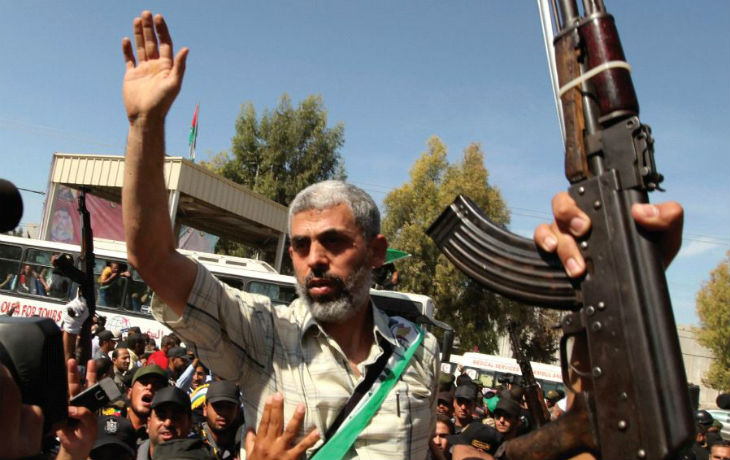 Le chef du Hamas à Gaza «Nous avons des centaines de kilomètres de tunnels souterrains et des milliers de missiles antichars. Nous allons détruire Tel-Aviv» (Vidéo)