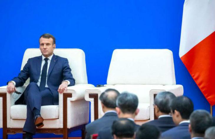 Emmanuel Macron juge l'Europe au « bord du précipice » et l'OTAN en état de « mort cérébrale »