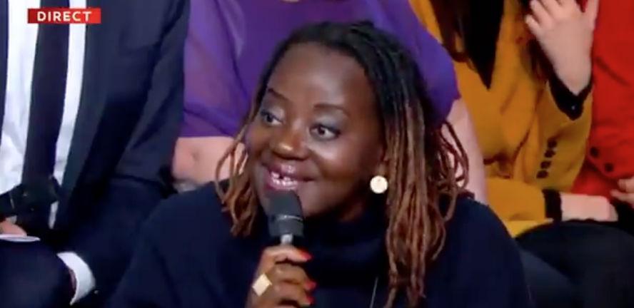 Maboula Soumahoro : «L'homme Blanc ne peut pas avoir raison contre une noire et une arabe» (Vidéo)
