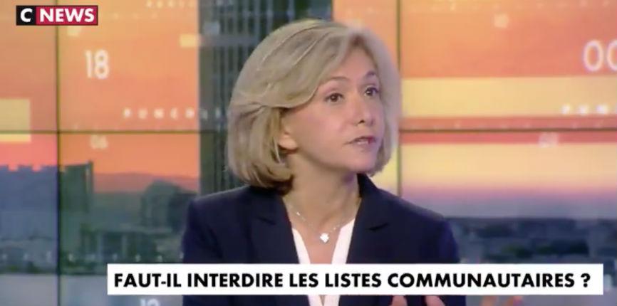 « L'islam est une religion française » déclare Valérie Pécresse. « Elle se trompe, l'islam est une religion importée » répond Nadine Morano
