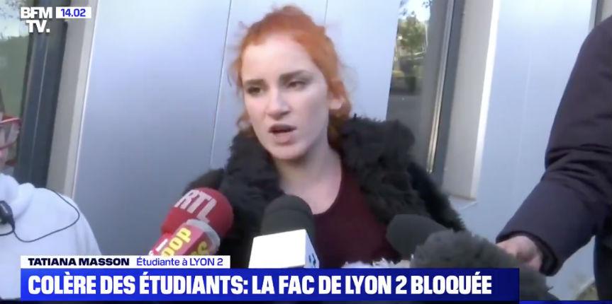 L'étudiante sur BFM qui se plaint de la précarité enchaîne les plus beaux voyages «Je demande pas le SMIC, juste qu'on me donne les besoins nécessaires pour étudier» (Vidéo)