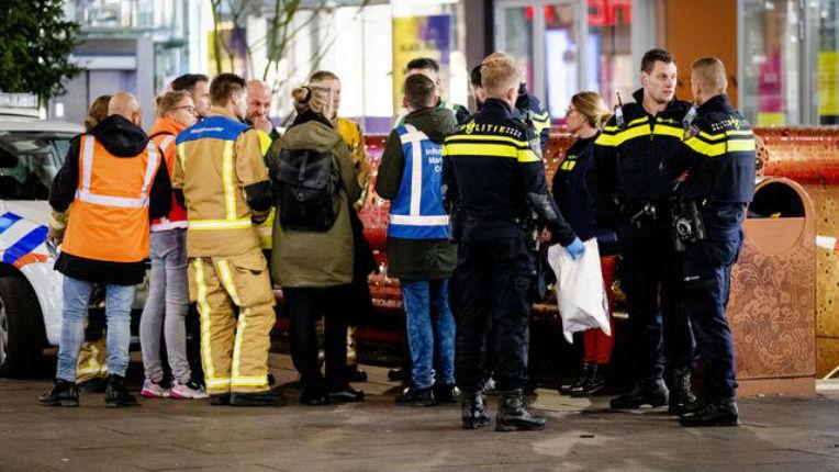 Attaque terroriste à la Haye : 3 blessés dans une attaque au couteau dans une rue commerçante