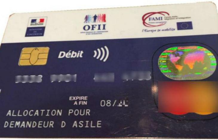 La carte de retrait bancaire pour demandeurs d'asile pouvait servir à payer les passeurs : Ils ne pourront plus retirer leur allocation en liquide