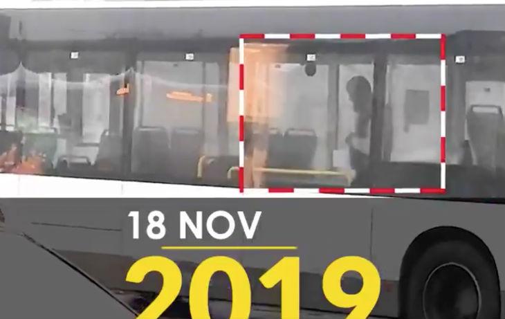 La vidéo d'un chauffeur de bus faisant sa prière pendant ses heures de service créent la polémique en Belgique