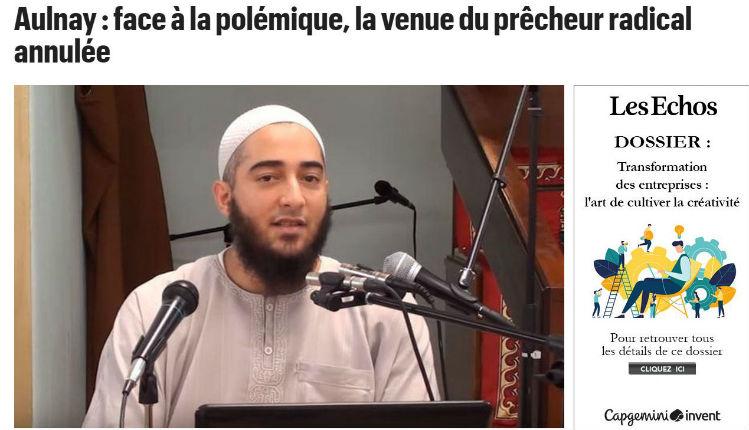 C'est aux côtés de l'islamiste radical Abou Anas Nader que vont défiler Mélenchon, des féministes et une partie de la gauche contre l'islamophobie (Vidéo)