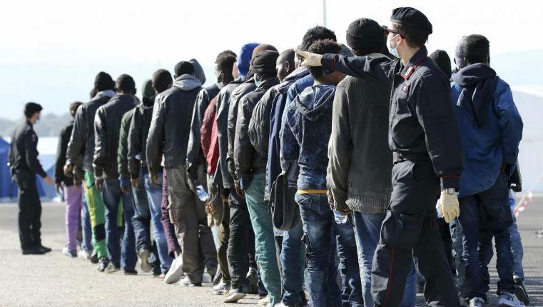 Italie : 780 migrants marocains ont été expulsés en 2019