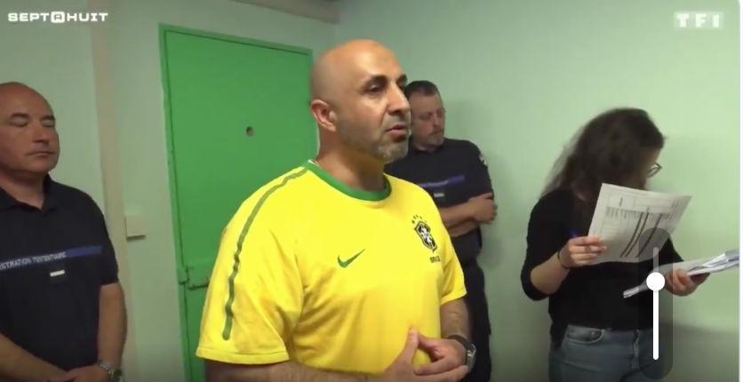 Un prisonnier menace un surveillant : « Je suis raciste, j'aime pas les Français et toi je vais te tuer » (Vidéo)