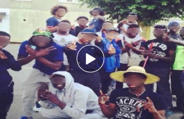 Policiers brûlés à Viry-Châtillon: de 20 à 30 ans de prison requis à l'encontre des jeunes racailles