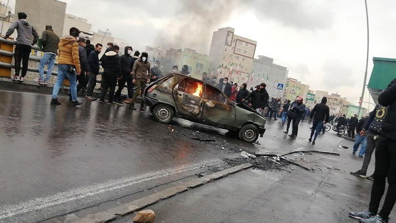 Le bilan de la répression en Iran s'alourdit