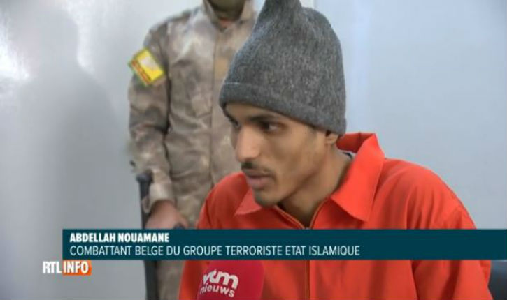 Considéré comme l'un des djihadistes belges les plus dangereux et cruel, Abdellah Nouamane, veut rentrer en Belgique