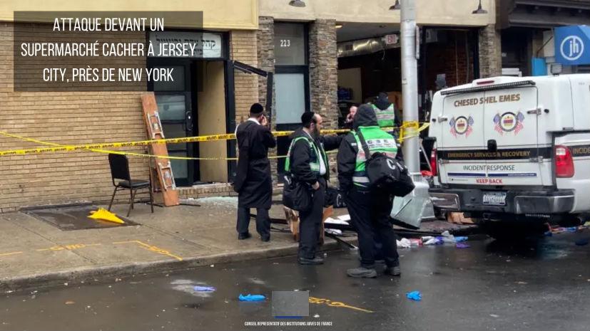 A New-York, un crime de haine sur deux vise les Juifs, 4 fois plus que la haine contre les noirs. Aucun n'est lié à l'extrême-droite (Vidéo)