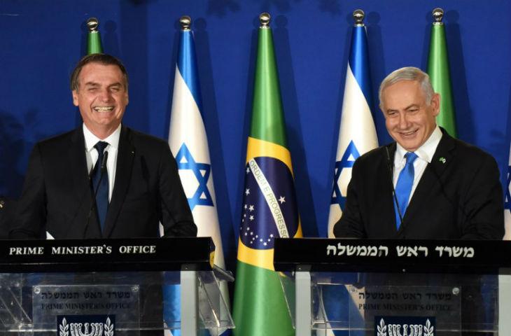 Le Brésil va déplacer son ambassade à Jérusalem