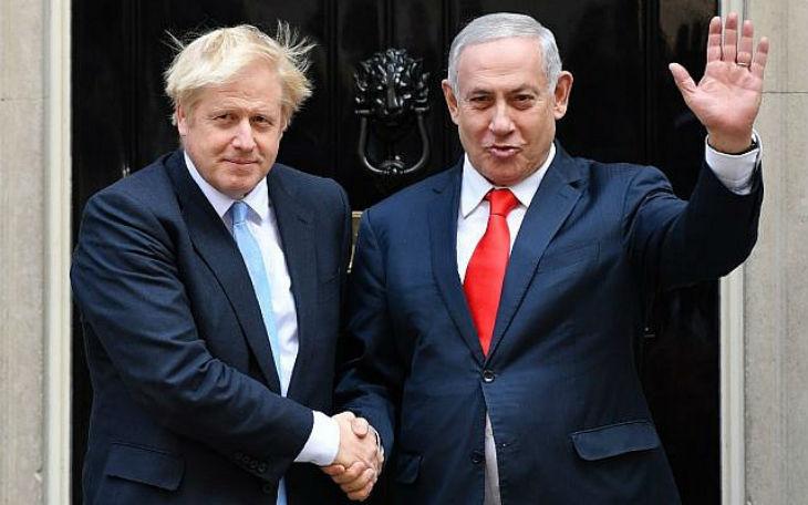 Victoire éclatante de Boris Johnson, un ami d'Israël : Netanyahu salue un «grand jour» pour les Britanniques et la relation entre les deux pays