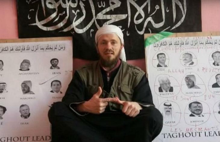 Le terroriste et prédicateur islamiste Jean-Louis Le Soumis interdit de territoire à Molenbeek