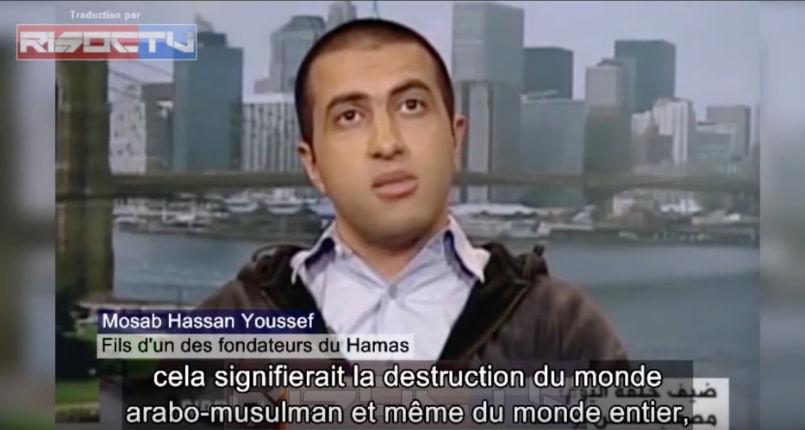 Le fils d'un des fondateurs du Hamas, ex-musulman palestinien: «Si l'islam est appliqué à la lettre, ce sera la destruction du monde» (Vidéo)